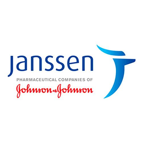 Janssen by J&J Logo