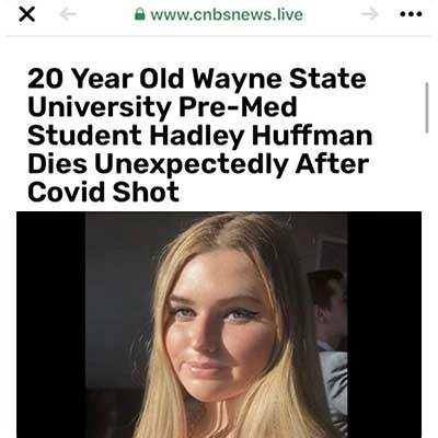 Hadley Huffman