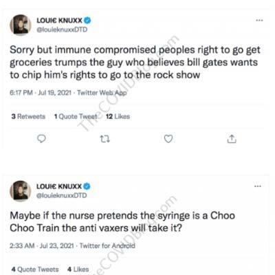 Louie Knuxx